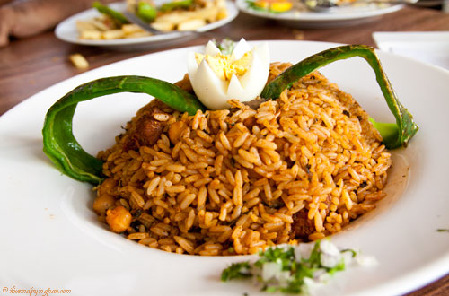 Djerba Tunisian Rice  - Taste Tunisia - Dubai