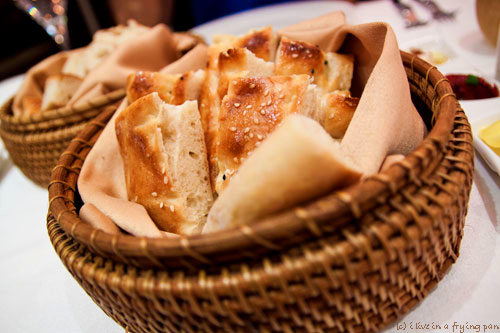 Pide bread - Yildiz Saray - Turkish Restaurant Dubai