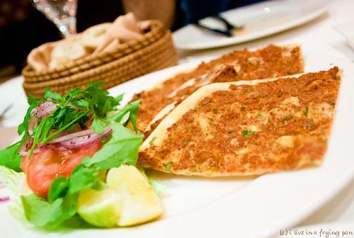 Lahmacun - Yildiz Saray - Turkish Restaurant Dubai