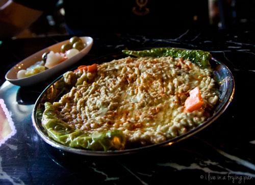 Soarikh Restaurant - Egyptian Food Dubai  - Hummus Shams