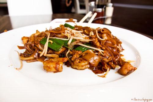 Hokkien Kway Teow - Malaysian Food - Noodle Bowl - Dubai
