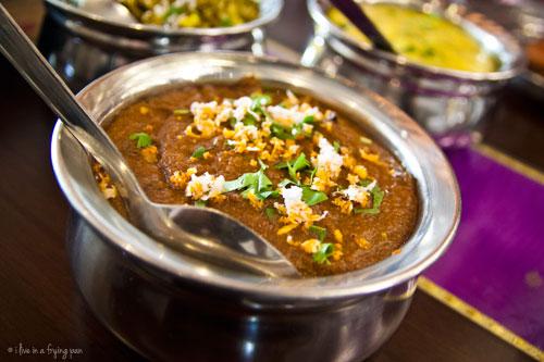 Bharli Wangi - Maharashtrian food - Peshwa Restaurant - Dubai