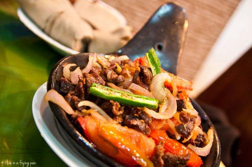 Kara Mara Tibs  - Abesinian Restaurant - Ethiopian Food Deira Dubai