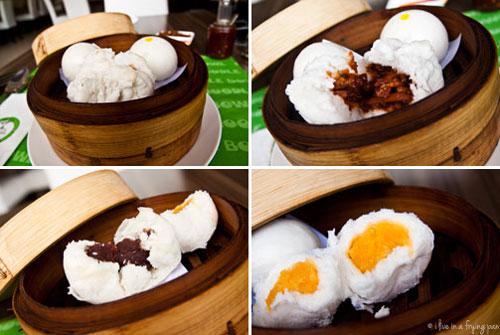 Mixed Bao - Dim Sum - Noodle Bowl - Dubai