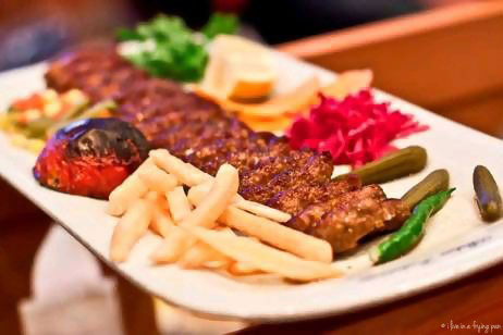 Kabab Koobideh - Abshar Restaurant - Deira Dubai