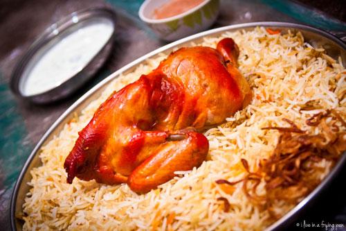 Chicken Mandi - Cabrito Restaurant - Barsha Dubai