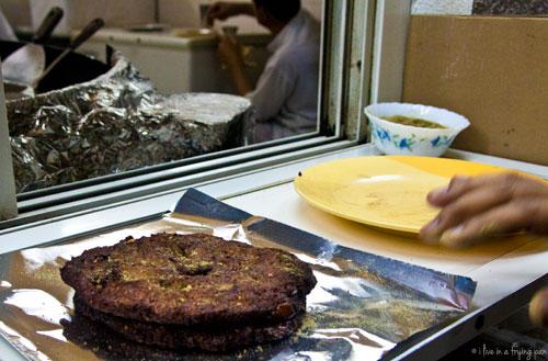 Chappali Kabab