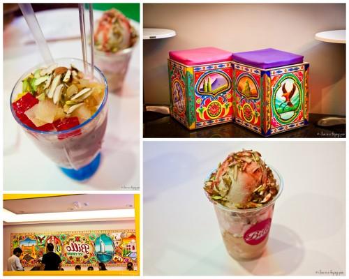 Billo Ice Cream Ghusais