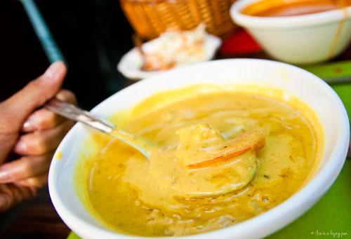 Prawn Caldin - Goan Restaurant - Treat Restaurant Karama