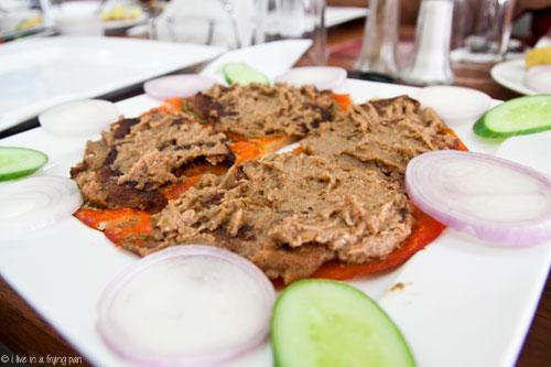 Sheermal Kabab - Ballimaran Dilli Restaurant - Karama Dubai