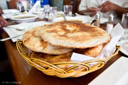 Lucknowi Kulcha - Ballimaran Dilli Restaurant - Karama Dubai
