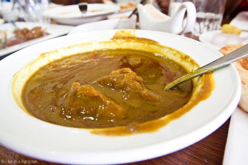 Mutton Nihari - Ballimaran Dilli Restaurant - Karama Dubai