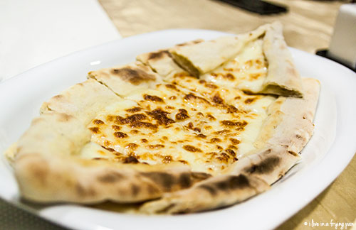 Cheese Pide - Marmara Turkish/Restaurant Restaurant