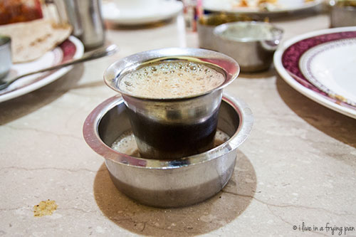 South Indian Coffee - Woodlands Karama - Dubai