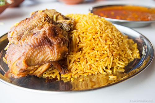 Chicken Machboos - Al Nasmah - Sharjah