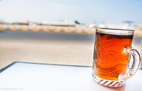 Tea - - Al Nasmah - Sharjah Corniche