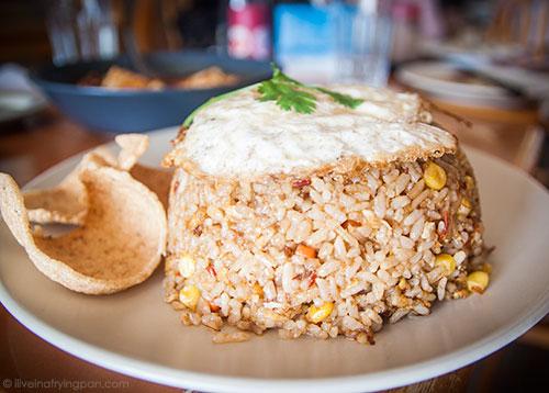 Indonesian Fried Rice - Dumpling Queen - International City - Dubai
