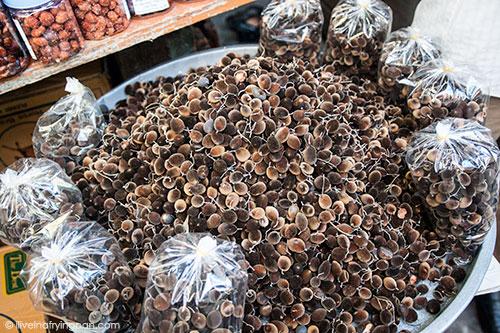 Jungle fruit - Saigon Street Eats - Ho Chi Minh City - Vietnam