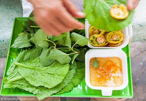 Banh Khot - Saigon Street Eats - Ho Chi Minh City - Vietnam