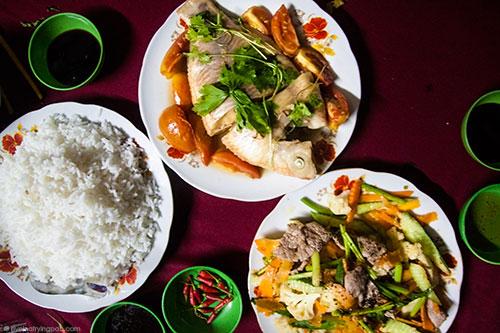 Feast - Homestay - Backyard Travels - Mekong Delta - Vietnam