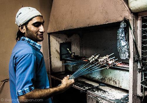 Kababs - Calimero Cafeteria - Al Shahba Sharjah