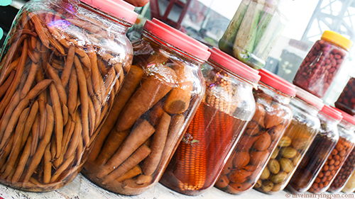 Pickles - Torshi in Iran