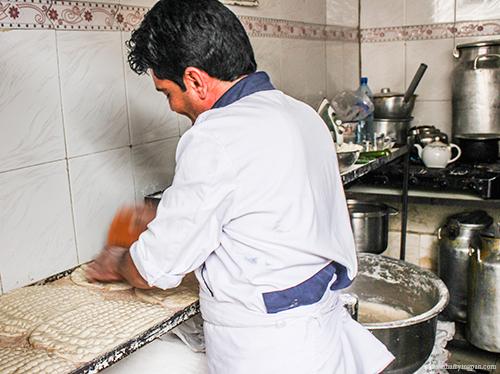 Barberi - Tehran Iran