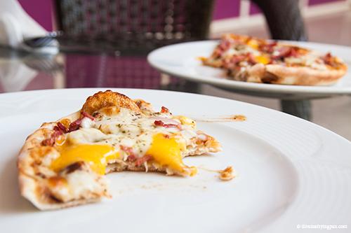 BBQ Delight Pizza - Pizza Pub - Satwa - Dubai restaurant