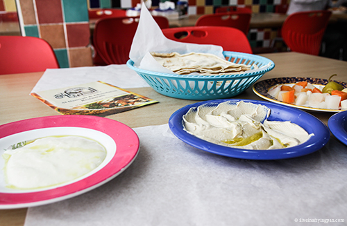 Hummus - Arayes - Al Dimyati & Iskandaron Restaurant - Karama - Dubai - Arabic food