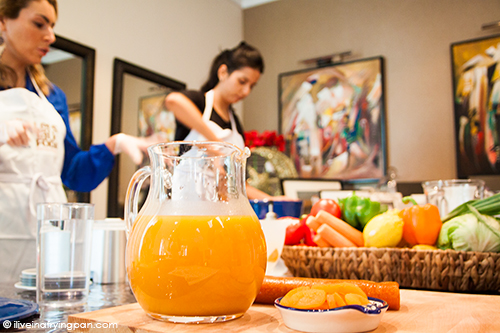 Qamr Deen or apricot juice - Lets Talk Food Dubai - Cooking Class - Iftar Ramadan - Dubai
