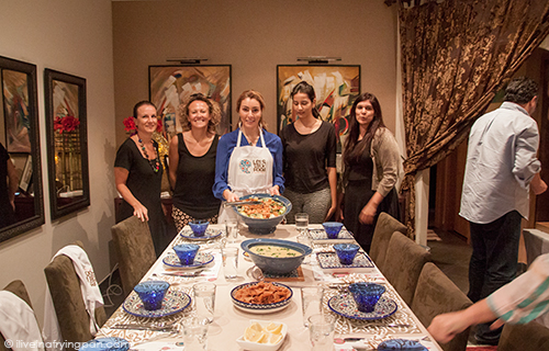 Lets Talk Food Dubai - Cooking Class - Iftar Ramadan - Dubai