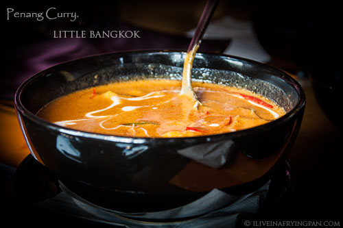 Penang Curry - Little Bangkok - Thai Restaurant - Oud Metha Dubai