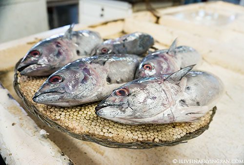 Tuna - Deira Fish & Vegetable Market - Dubai