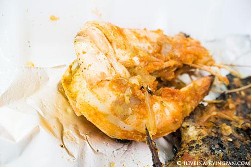Prawns - Deira Fish & Vegetable Market - Dubai