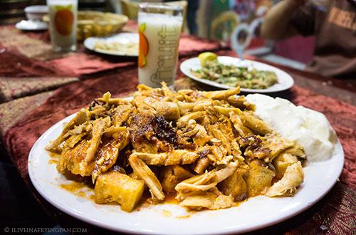 Iskender Shawarma - Turkish Restaurant - Layali Istanbul - Dubai