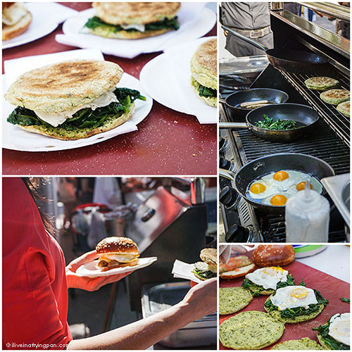 Baker & Spice Grill - Farmers Market on the Terrace - Dubai