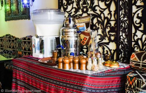 Laban - Fatah & Sanobr - Abu Hail - Syrian Restaurant in Dubai