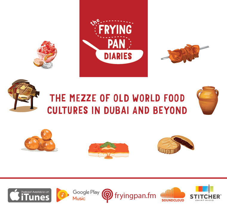 The Frying Pan Diaries Podcast